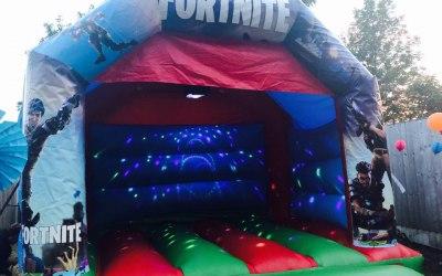 'Fortnite' Bouncy Castle