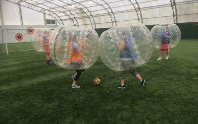 Bubble Footie 5
