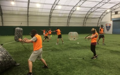 Bubble Footie 8