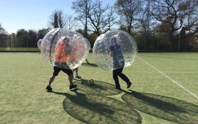 Bubble Footie 1