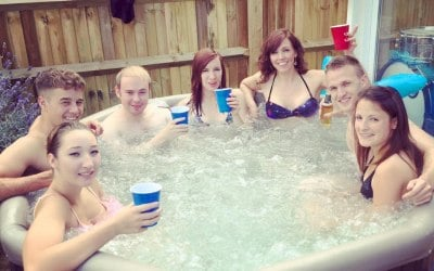 Party Hot Tubs For Hire In Sussex 4