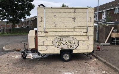 The Beach Hut  1
