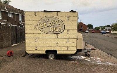 The Beach Hut  2