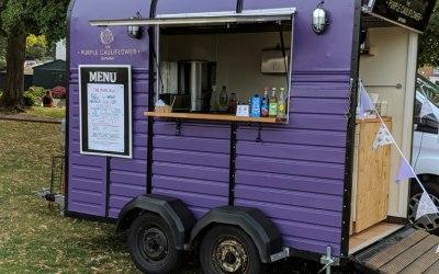 The Purple Cauliflower Horsebox 2
