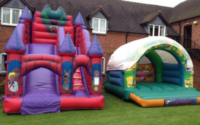 Bouncy Castle Staffordshire