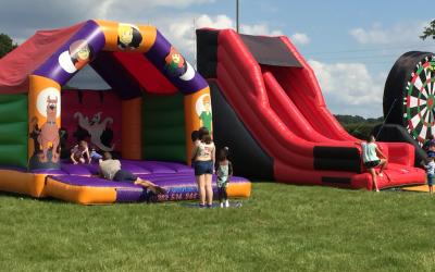 A1 bouncy castle hire 6