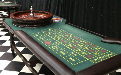Fun Casino Tables for Hire