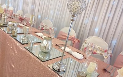 top table decor