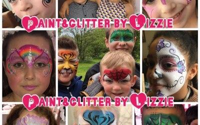 Paint & Glitter by Lizzie  1