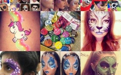 Paint & Glitter by Lizzie  8