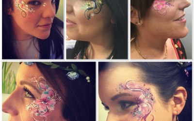 Paint & Glitter by Lizzie  3