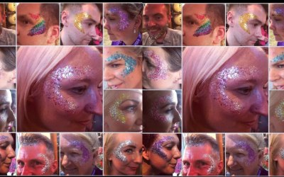 Paint & Glitter by Lizzie  4