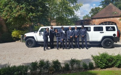 Hummer Time Limos 4