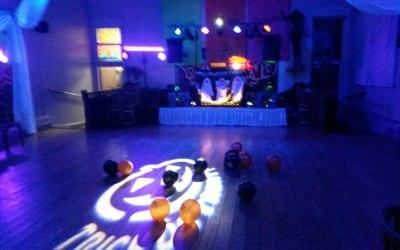 Hallowee Setup @ Centre Stage