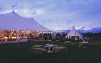 Tipi Hire & Giant Games