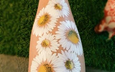 Daisy legs!
