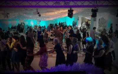 Christmas Party The Sharnbrook Hotel. Rushden