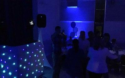 Birthday Party Local Hall, Wisbeach