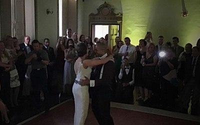 Wedding at Delapre Abbey, Northampton