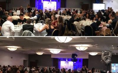 AGM Dinner Dance. 200 guests Peterborough.