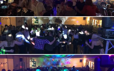50th Birthday Party. 150 guests Corby.