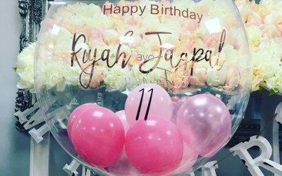 Personalised Birthday Balloon