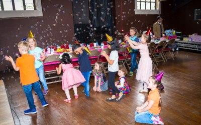 Children's Party Planet 7