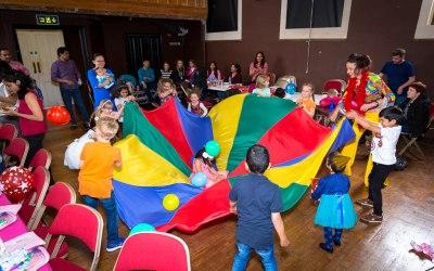 Children's Party Planet 6