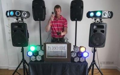 PA Disco Hire 5