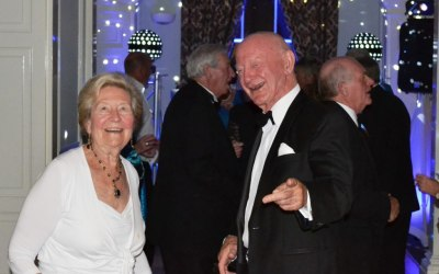 You're never too old to enjoy yourself at a disco provided by Euphorix!