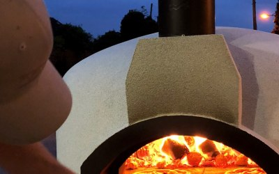 Papa Cucina - Wood Fired Pizza 3