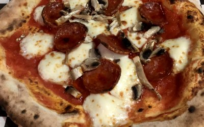 Papa Cucina - Wood Fired Pizza 4