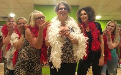 Burlesque themed Hen party