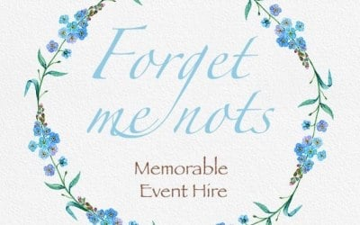 Forget Me Nots Hire 1