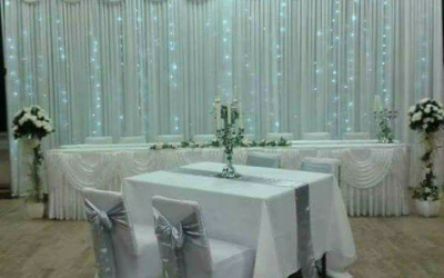Whitefox & Coleys Wedding Shop & Venue Stylists 8