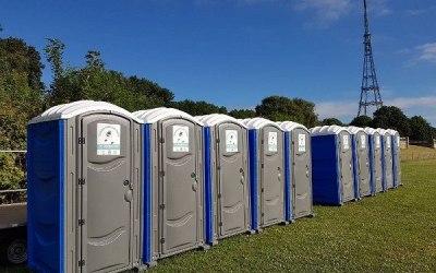 Portable Toilet Hire London 5