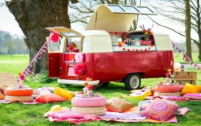 Summer parties, weddings & more...