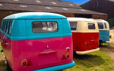 A choice of vans..