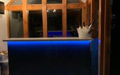 Modern LED bars