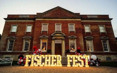 Essex Letter Lights 8