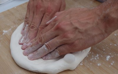 Hand made Artisan Dough