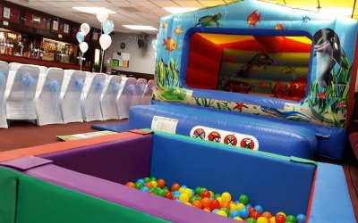 Themed Castles & Soft Play