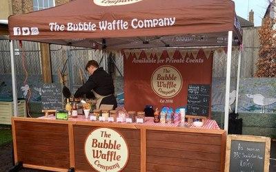 The Bubble Waffle Company  1