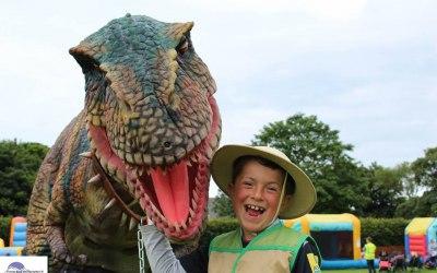 Dinosaurs - Party Box Aberdeen