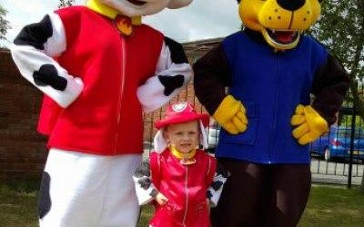 Mascots - Party Box Aberdeen