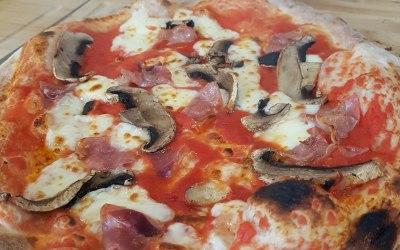 Parma Ham & Mushroom