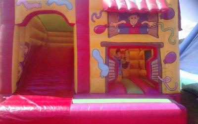 Party Den Castle