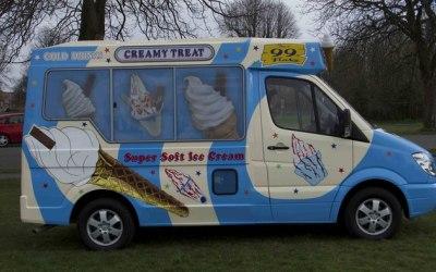 Bristol Ice Cream.  1