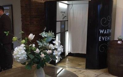 Warwickshire Event Supplies photo booth