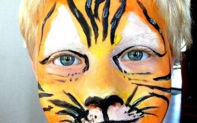 Face Painter Derby